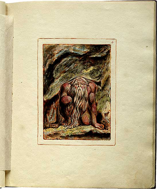 from The Book of Urizen by William Blake